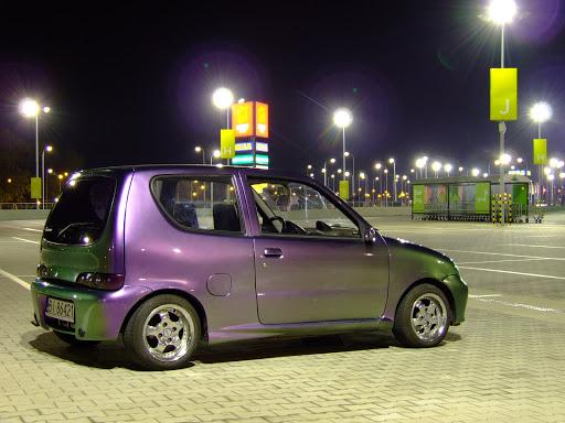Fiat Seicento 12 16v