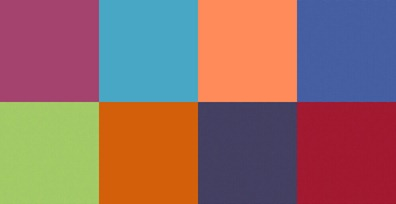 in such a wide variety of colors
