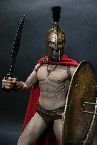 Hot Toys King Leonidas
