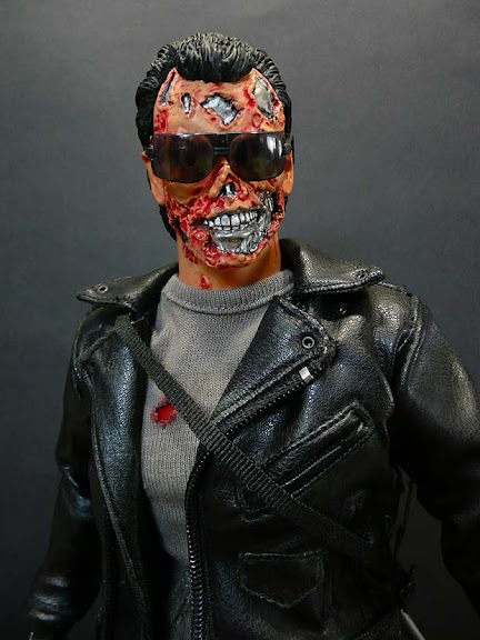 hot toys T1 T-800