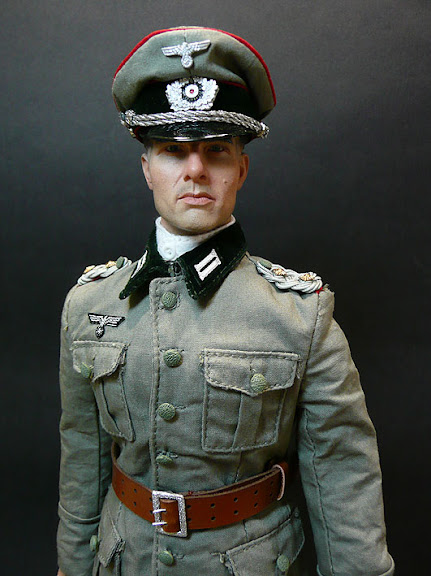 DiD Colonel Claus von Stauffenberg