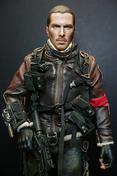 hot toys T4 John Connor
