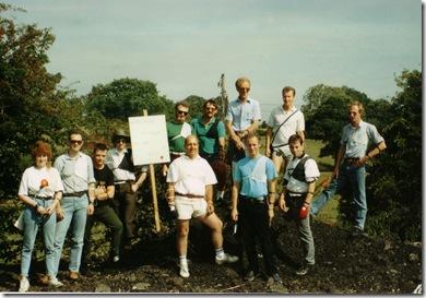 Hinkley Archers circa 1990