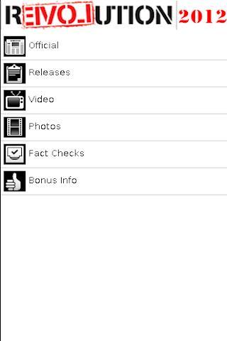 玩新聞App|2012 Candidate: Ron Paul免費|APP試玩