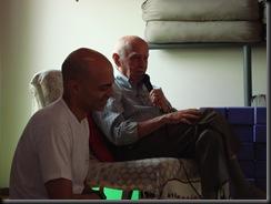 Vitor e Professor 2