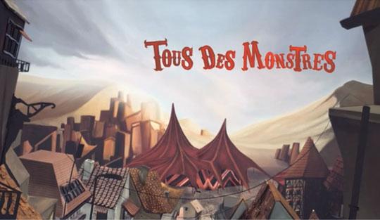 Court métrage - Tous des monstres