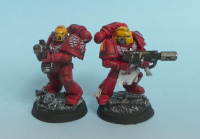 Blood Angels Escouade d assaut