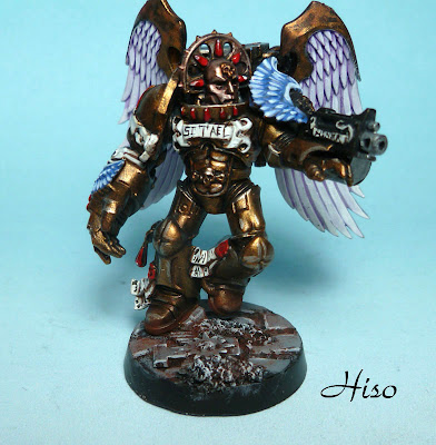 Blood Angels Garde Sanguinienne