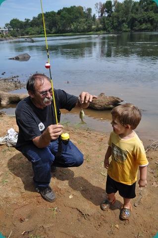 Sam's First Fishing Trip_09 05 09_0718