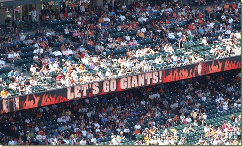 Giants Game - Lets Go