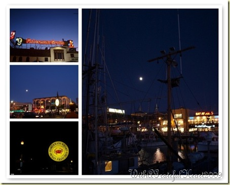 SF - Wharf At Night