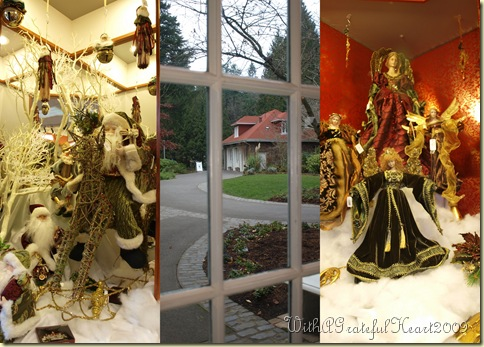 Pittock Mansion - Collage5
