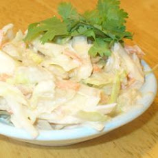 Coleslaw with a Difference!