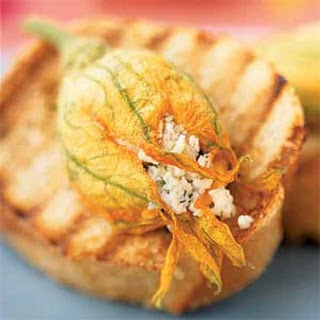Squash Blossoms Appetizers Recipes
