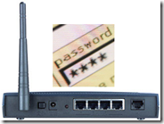 Come scoprire la password del router