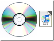 Come convertire CD audio in mp3