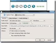 SMRecorder – Programma gratis per registrare lo schermo e l'audio del PC