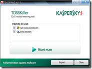 Come trovare ed eliminare Rootkit.Win32.TDSS dal PC con TDSSKiller