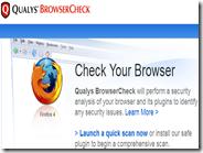 Come sapere se il proprio browser è sicuro o meno con BrowserCheck