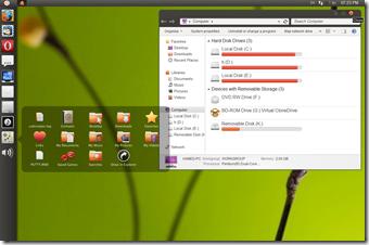 Ubuntu Skin