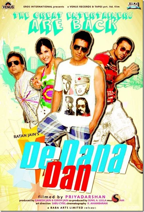 De Dana Dan Movie Review