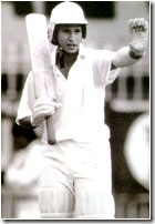 Sachin Test Debut