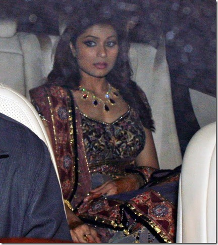 Shamita Shetty in Shilpa Shetty Wedding