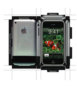 Шаблон iPhone
