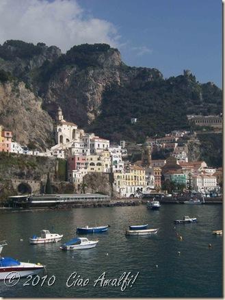 Ciao Amalfi Coast Blog Spring Amalfi 2