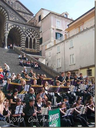 Ciao Amalfi Coast Blog Band 2
