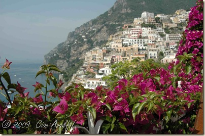 Ciao Amalfi Banner July 2009 full