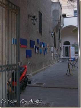 Ciao Amalfi Coast Blog Pepe Art4