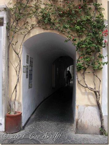 Ciao Amalfi Coast Blog Arco Naturale Walkway