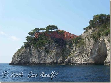 Ciao Amalfi Coast Blog Capri Casa Malaparte