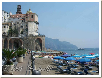 Ciao Amalfi Coast Blog Atrani Beach
