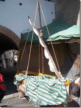 Ciao Amalfi Coast Blog Atrani Boat