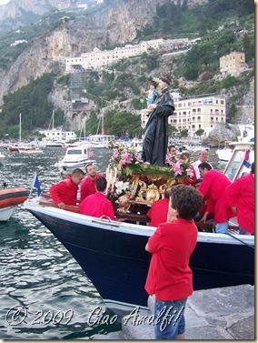 Ciao Amalfi Coast Summer Rosso3