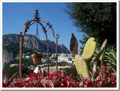 Ciao Amalfi Coast Blog Autumn Capri Iron