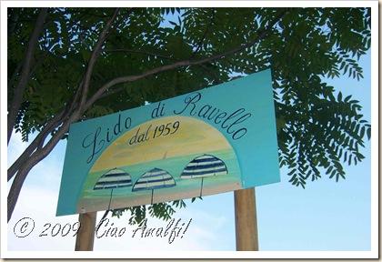 Ciao Amalfi Coast Blog Lido Ravello