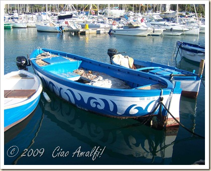 Ciao Amalfi Coast Blog Waves Boat Salerno