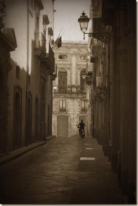 Caltagirone Street