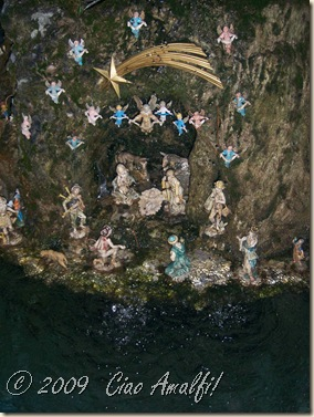 Ciao Amalfi Coast Blog Fountain Presepe 9
