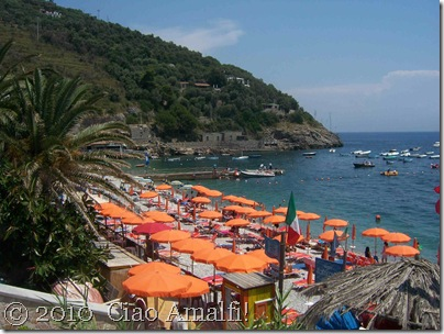 Ciao Amalfi Coast Blog Nerano Beach