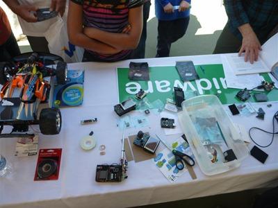 Arduino modules and sensors everywhere
