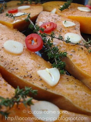 Zucca al forno1