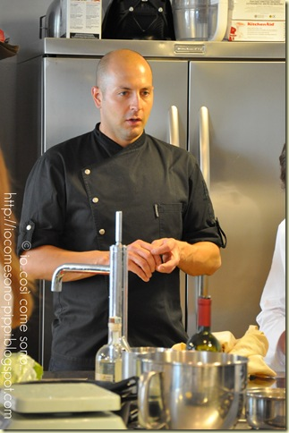 Marco Pirotta - Chef del Teatro 7