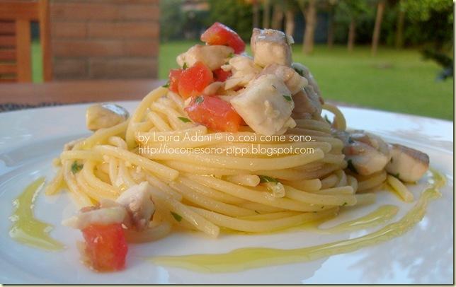 spaghetti all'orata