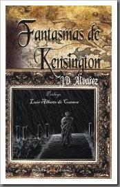 J_D_Alvarez_editor_de_Ediciones_Atlantis_publica_Fantasmas_de_Kensington