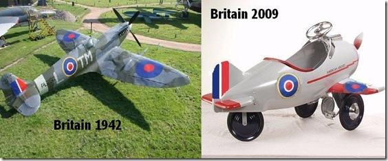 Britain 1942-2009