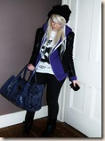 layered casual chic